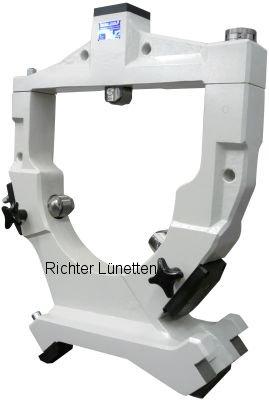Boeringer VDF400 - Lünetten mit links/rechts schwenkbarem Oberteil, gebaut von H. Richter Vorrichtungsbau GmbH, Deutschland