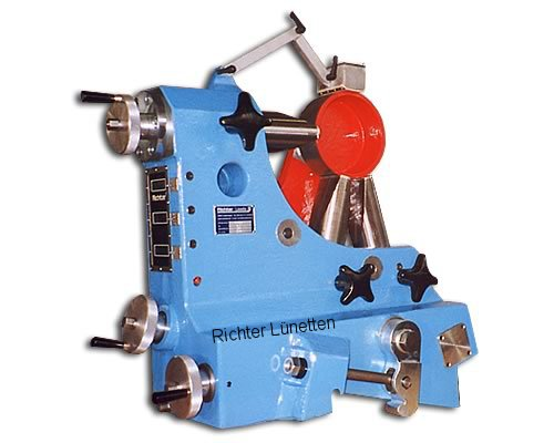 Kellenberger & Co. AG - Schleiflünette mit Meßsystem, gebaut von H. Richter Vorrichtungsbau GmbH, Deutschland
