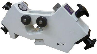 Haas Germany - Räumnadel Schleiflünette, gebaut von H. Richter Vorrichtungsbau GmbH, Deutschland
