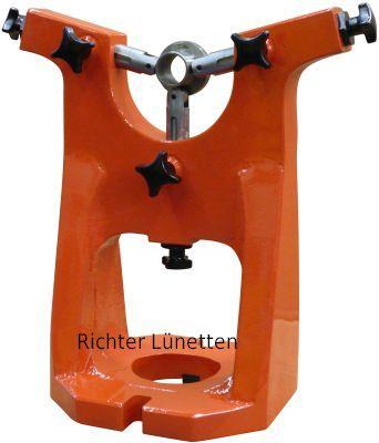 offene Lünette, gebaut von H. Richter Vorrichtungsbau GmbH, Deutschland