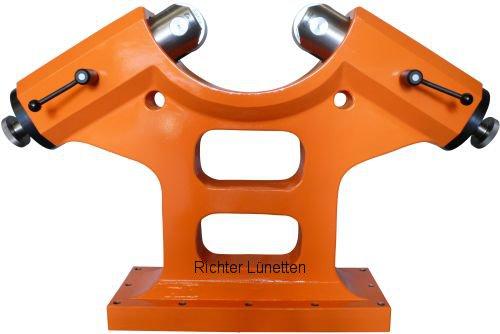Rollenbock, gebaut von H. Richter Vorrichtungsbau GmbH, Deutschland