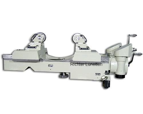 Heyligenstaedt KV-800-CNC - Rollenbock mit 2 Spindeln und Meßsystem, gebaut von H. Richter Vorrichtungsbau GmbH, Deutschland
