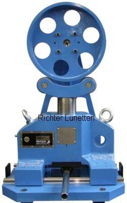 Messplatte - Stützrollenbock, gebaut von H. Richter Vorrichtungsbau GmbH, Deutschland