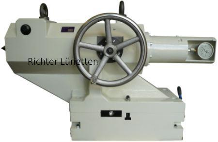 Boehringer DUS 1110 - Reitstock mit untersetztem manuellen Antrieb, gebaut von H. Richter Vorrichtungsbau GmbH, Deutschland