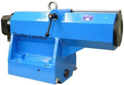 FAT TUR 800 MNx6000 - Reitstock mit hydraulisch oder pneumatisch angetriebener Pinole, gebaut von H. Richter Vorrichtungsbau GmbH, Deutschland