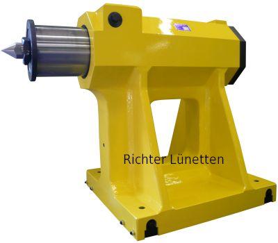 Reitstock mit hydraulisch oder pneumatisch angetriebener Pinole, gebaut von H. Richter Vorrichtungsbau GmbH, Deutschland