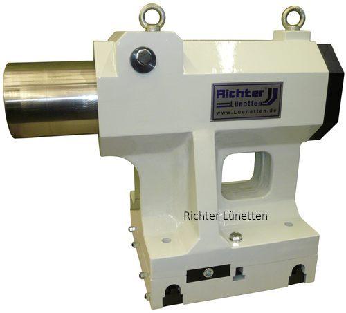 REFORM - Reitstock mit hydraulisch oder pneumatisch angetriebener Pinole, gebaut von H. Richter Vorrichtungsbau GmbH, Deutschland