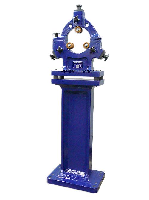 Weiler E35/D3 - Lünettenständer, gebaut von H. Richter Vorrichtungsbau GmbH, Deutschland