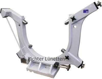 Obere Pinole von vorn bedienbar, gebaut von H. Richter Vorrichtungsbau GmbH, Deutschland