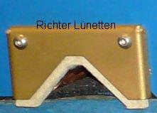 Bettbahnabstreifer, gebaut von H. Richter Vorrichtungsbau GmbH, Deutschland