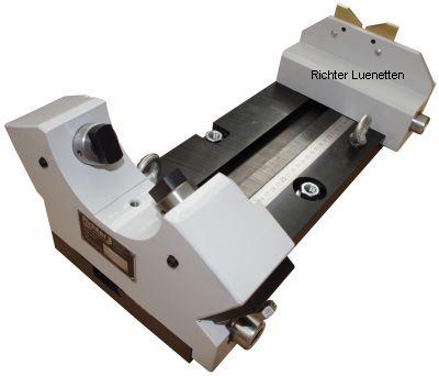 Sondermaschine GF Machining Solutions GmbH - Caballete de rodillos, construido por H. Richter Vorrichtungsbau GmbH, Alemania