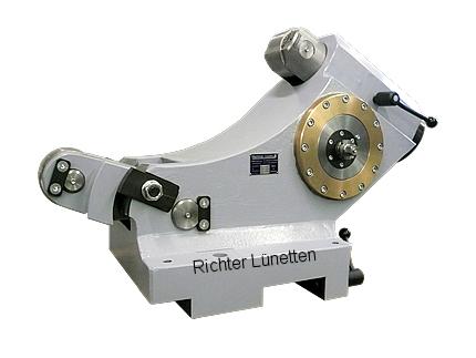 Tachi - Caballete de rodillos brazo ajustable, construido por H. Richter Vorrichtungsbau GmbH, Alemania