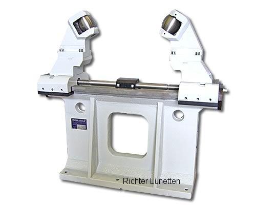 Caballete de rodillos de cierre paralelo, construido por H. Richter Vorrichtungsbau GmbH, Alemania