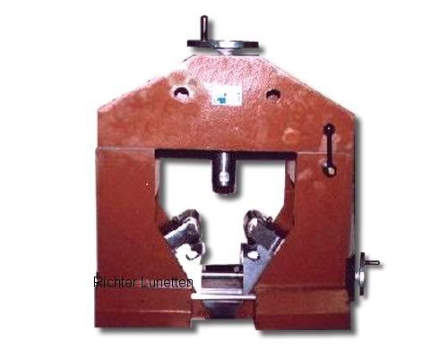 Caballete de rodillos - Combinación de lunetas, construido por H. Richter Vorrichtungsbau GmbH, Alemania