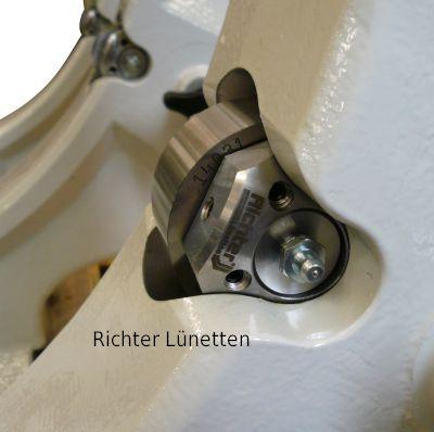Rodillos Richter para pinolas y carros guiados, construido por H. Richter Vorrichtungsbau GmbH, Alemania