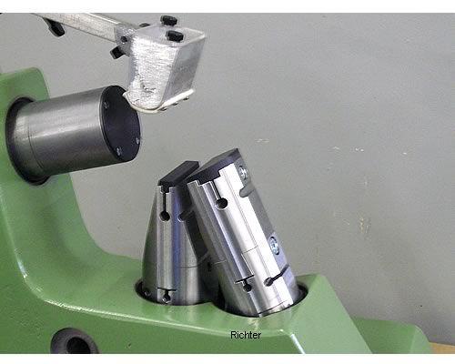 Contacto XYLAGLIDE - especial de plastico para rectificado, construido por H. Richter Vorrichtungsbau GmbH, Alemania