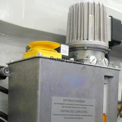 Lubrication, construido por H. Richter Vorrichtungsbau GmbH, Alemania