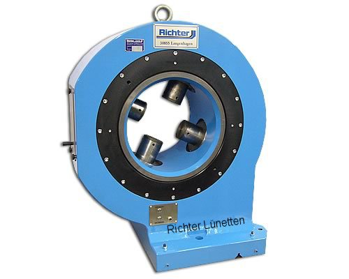 Geminis CNC 1200 - Lunette ad anello, costruito da H. Richter Vorrichtungsbau GmbH, Germania