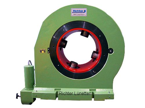 Schurter-Retrofit SRT650/10000 - Lunette ad anello, costruito da H. Richter Vorrichtungsbau GmbH, Germania