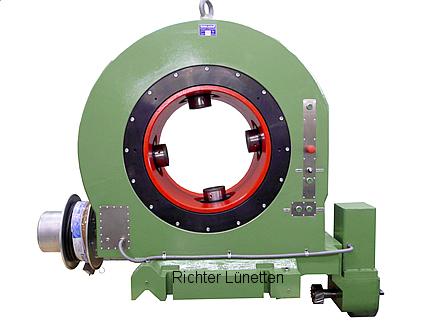 Skoda SRM 125/8-75 - Lunette ad anello, costruito da H. Richter Vorrichtungsbau GmbH, Germania