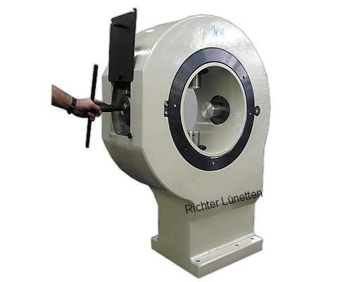 Tacchi HD3 - Lunette ad anello, costruito da H. Richter Vorrichtungsbau GmbH, Germania