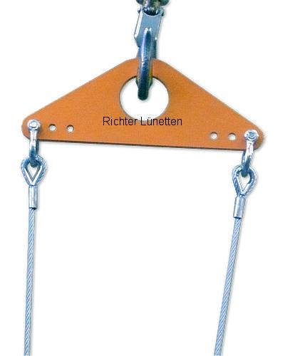 Dispositivo di sostituzione delle bussole, costruito da H. Richter Vorrichtungsbau GmbH, Germania
