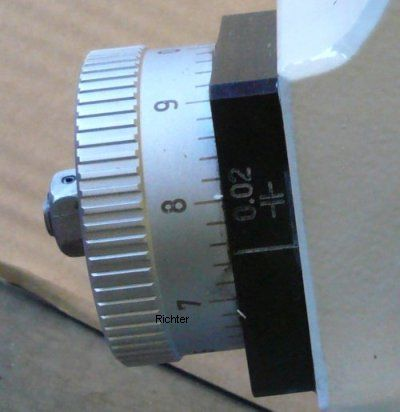 Conferma cannotti, costruito da H. Richter Vorrichtungsbau GmbH, Germania