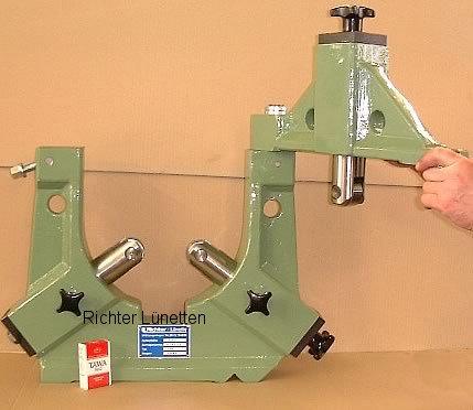 avec dessus pivotant vers la gauche/droite, construit par H. Richter Vorrichtungsbau GmbH, Allemagne