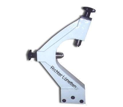 Lunette rotative avec 2 fourreaux, side mounting, construit par H. Richter Vorrichtungsbau GmbH, Allemagne