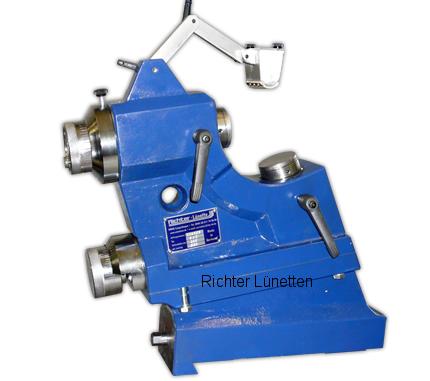 AMC-SCHOU AS - Lunette de ponçage pour ponceuse avec ajustage précis, construit par H. Richter Vorrichtungsbau GmbH, Allemagne