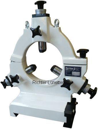Overbeck GmbH - Lunette fermé avec la section supérieure articulée, construit par H. Richter Vorrichtungsbau GmbH, Allemagne
