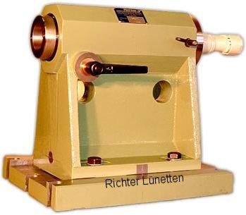 Contre-poupée de précision avec correction de la hauteur, construit par H. Richter Vorrichtungsbau GmbH, Allemagne