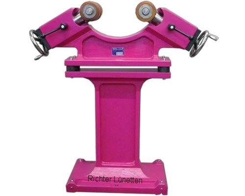 Lunette, Lunettes, H. Richter Vorrichtungsbau GmbH Germania - France