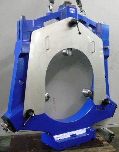 Richter® Plaque de recouvrement pour la protection des pièces, construit par H. Richter Vorrichtungsbau GmbH, Allemagne