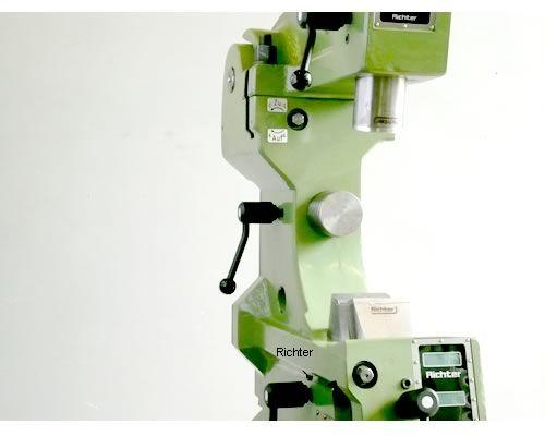 Richter® Revêtement de métal blanc - lubrification externe, construit par H. Richter Vorrichtungsbau GmbH, Allemagne